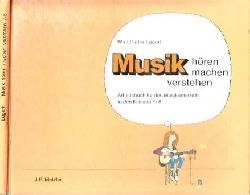 Lugert, Wulf Dieter;  Musik - hören, machen, verstehen - Arbeitsbuch für den Musikunterricht in den Klassen 7/8