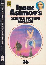 Asimov, Isaac; Isaacs Asimovs Science Fiction Magazin 26. Folge
