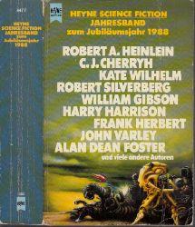 Jeschke, Wolfgang;  Heyne Science Fiction Jahresband zum Jubiläumsjahr 1988