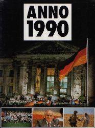 Auer, Sibylle; Anno 1990 Chronik von Tag zu Tag - Themen des Jahre - Länder im Blickpunkt