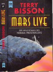 3-453-07980-9 - Bisson, Terry; Mars Live