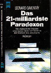 Daventry, leonard;  Das 21-millardste Paradoxon