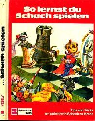 Vesely, Inna und Jiri;  So lernst du Schach spielen