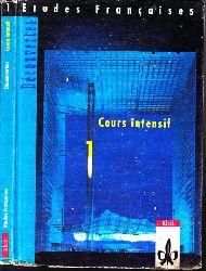 Alamargot, Gerard, Manfred Durchholz Laurent Jouvet u. a.;  Cours intensif 1 für den schulischen Französischunterricht - Etudes Francaises - Decouvertes