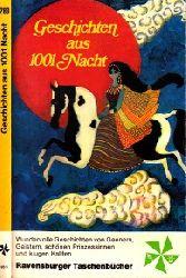 Gehrts, Barbara; Geschichten aus 1001 Nacht Mit Illustrationen von Walter Grieder