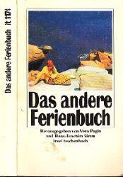 Pagin, Vera und Hans-Joachim Simm;  Das andere Ferienbuch