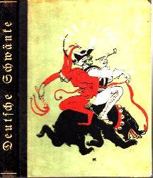 Autorengruppe; Deutsche Schwänke