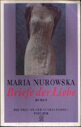 Nurowska, Maria: Briefe der Liebe