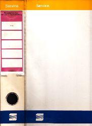 Autorengruppe; Seat Inca - Reparaturhandbuch - Karosserie - Instandsetzung