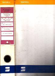 Autorengruppe; Seat Inca - Reparaturhandbuch - Allgemeine Daten und Programmgemässe Wartung - Motor 1,4 L M.P.I. und 1,6 L 1AV - Motor 1,6 L Monomotronic - Motor 1,9 L Diesel - Verschiedene Informationen