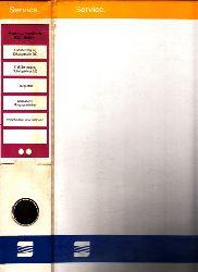 Autorengruppe; Seat Inca - Reparaturhandbuch - Band II: Kraftübertragung, Schaltgetriebe 085 - Kraftübertragung, Schaltgetriebe 020 - Fahrgestell - Karosserie, Montagearbeiten - Verschiedene Informationen