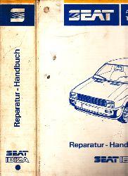 Autorengruppe; Seat - Reparaturhandbuch Band I