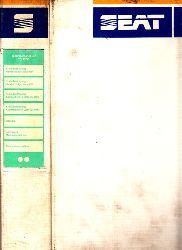 Autorengruppe; Seat Toledo - Reparaturhandbuch Band II