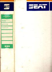 Autorengruppe; Seat Toledo - Reparaturhandbuch Band III