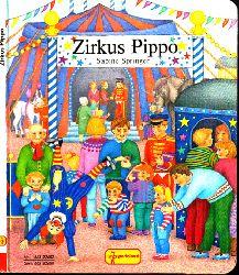 Springer, Sabine;  Zirkus Pippp Kienkind, Kindergartenalter
