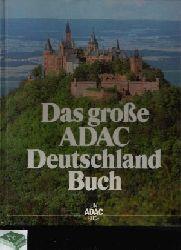 Meyer, Peter: Das große ADAC  Deutschland Buch