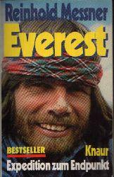 Messner, Reinhold: Everest Expedition zum Endpunkt 31.-45. tausend