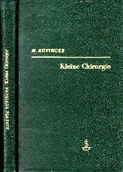 Eufinger, Hartwig; Kleine Chirurgie Mit 95 Abbildiingen
