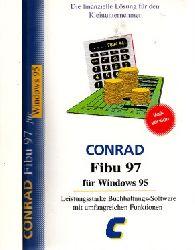 Gohr, Erika und Ina Seybold; Fibu 97 für Windows 95 - Leistungsstarke Buchhaltungs-Software mit umfangreichen Funktionen - Die finanzielle Lösung für den Kleinuntemehmer - mit CD 2. Auflage