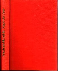 Herzfeld, Friedrich;  Magie der Oper - Die Welt der Musik, der Bühne und der großen Komponisten Mit 20 Bildern auf Tafeln