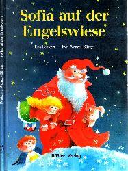 Peukert, Eva; Sofia auf der Engelswiese - Eine Weihnachtsgeschichte Illustrationen von Eva Wenzel-Bürger