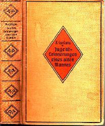 Von Kügelgen, Wilhelm; Jugenderinnerungen eines alten Mannes