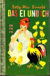 Donald, Betty Mac; Das Ei und ich 126.-250. Tausend