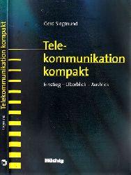 Siegmund, Gerd;  Telekommunikation kompakt
