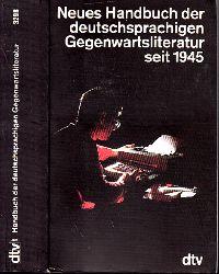 Kunisch, Hermann, Herbert Wiesner Sybille Gramer u. a.;  Neues Handbuch der deutschsprachigen Gegenwartsliteratur seit 1945