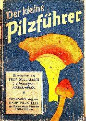 Ulbrich, E.; Der kleine Pilzführer