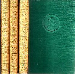 Christiansen, Chr.; Goethes Werke 3 Bücher