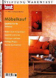 Haselmann, Doris; Möbelkauf - Oualität für Ihr Zuhause Stiftung Warentest