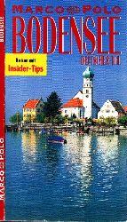 Autorengruppe;  Bodensee, deutscher Teil - Marco Polo