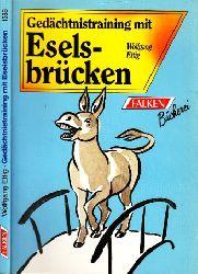 Ettig, Wolfgang:;  Gedächtnistraining mit Eselsbrücken
