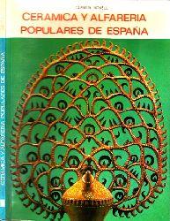 Nonell, Carmen; Ceramica y Alfareria pupulares de Espana