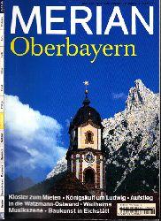 Autorengruppe; Merian - Oberbayern