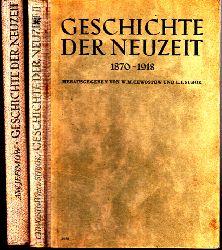 Jefimow, A.W., W.M. Chwostow und L.I. Subok;  Geschichte der Neuzeit 1789-1870 und 1870-1918 2 Bücher