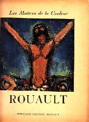Arout, M. Georges; Les Maitres de la Couleur Rouault