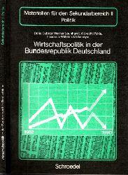 Dubber, Doris, Werner Launhardt Albrecht Pohle u. a.;  Wirtschaftspolitik in der Bundesrepublik Deutschland Material für die Sekundarstufe II, Politik