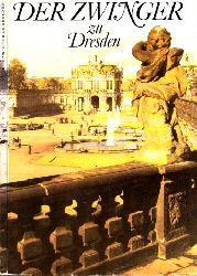 Löffler, Fritz; Der Zwinger zu Dresden 8. Auflage