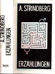 Strindberg, August und Leopold Magon;  Erzählungen