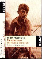 Hilsenrath, Edgar;  Die Abenteuer des Ruben Jablonski