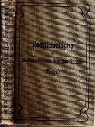 Duden, Konrad;  Rechtschreibung der Buchdruckereien deutscher Sprache