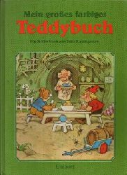 Baumgarten, Fritz:  Mein großes farbiges Teddybuch