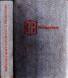 Pörschmann, H.; Bautechnische Berechnungstafeln für Ingenieure Mit zahlreichen Bildern 21. Auflage