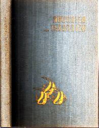 Autorengruppe; Aquarien und Terrarien - Monatszeitschrift für alle Gebiete der Aquarien- und Terrarienkunde: 3. Jahrgang Heft 1 bis 12
