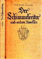 Storm, Theodor; Der Schimmelreiter und andere Novellen