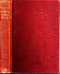 Biese, Alfred; Theodor Storm, sämtliche Werke in vierzehn Teilen - 4.-7. Teil in einem Band 1 Buch