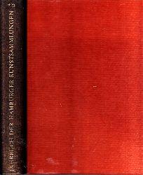 Hohl, Hanna und Heinz Spielmann;  Jahrbuch der Hamburger Kunstsammlungen Band 14/15