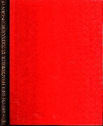 Hohl, Hanna und Wolfgang Eckhardt;  Jahrbuch der Hamburger Kunstsammlungen Band 19